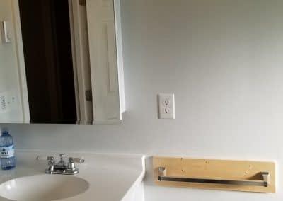 Eugene Bathroom Reconstruction after Water Damage
