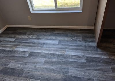 Restored Flooring Water Damage Eugene