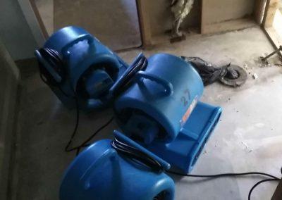 Water Damage Restoration Equipment Springfield