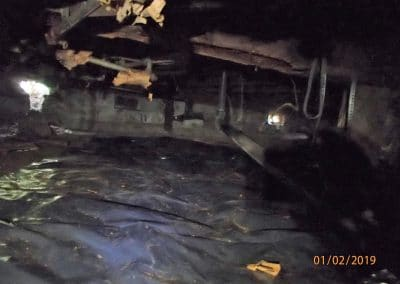 Crawlspace Water Removal Lane County