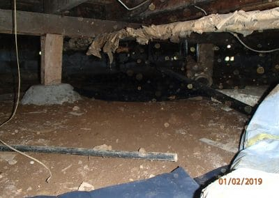 Crawlspace Cleanup Lane County